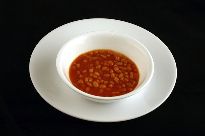Canned Pork and Beans