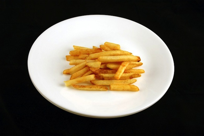 Jack in the Box French Fries
