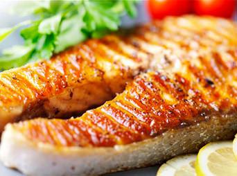 Riflessione sulle proteine della carne e pesce